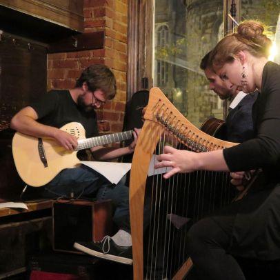 Lancement Québec harpe